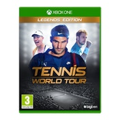 Tennis World Tour Legends Edition Xbox One Game