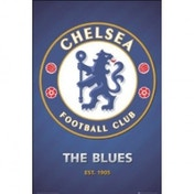 Chelsea Club Crest 2013 Maxi Poster