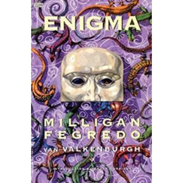 Enigma New Edition Paperback