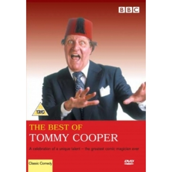 Comedy Greats - Tommy Cooper DVD - Image 1