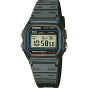 Casio W-59-1VQES Alarm/Chronograph Watch