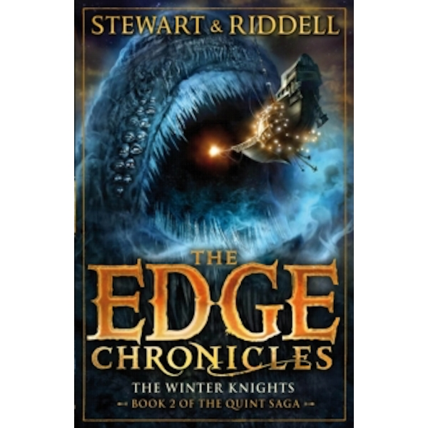 The Edge Chronicles 2: The Winter Knights: Second Book of Quint by Paul Stewart, Chris Riddell (Paperback, 2013)
