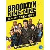 Brooklyn Nine-Nine: Seasons 1-4 DVD