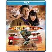 Doctor Who The New Series Planet of the Dead Blu-ray