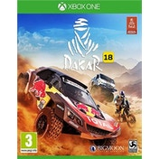 Dakar 18 Xbox One Game