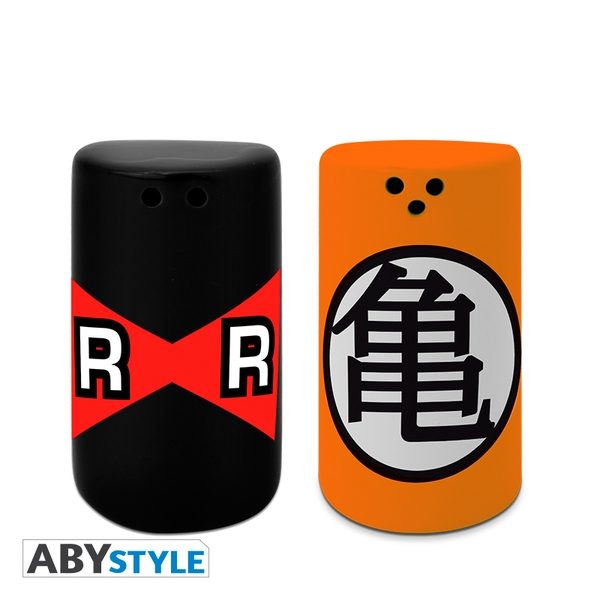 Dragon Ball - Kame & RR Salt & Pepper Shakers