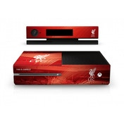 Liverpool Xbox One Console Skin
