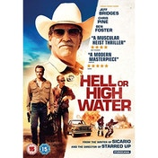Hell or High Water DVD 2016