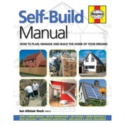 Self-Build Manual: How to Plan, Manage and Build the Home of Your Dreams by Ian Rock (Hardback, 2014)
