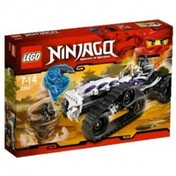 Lego Ninjago 2263 Turbo Shredder