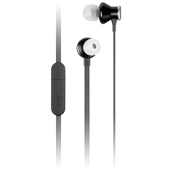 KitSound Shanghai Wireless Bluetooth In Ear Earphones Black - Image 1