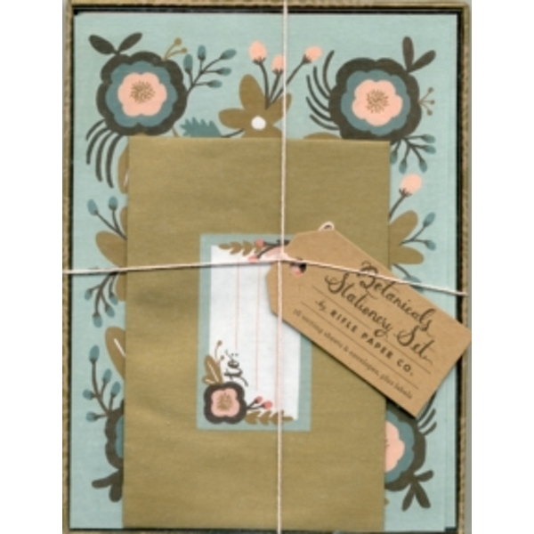 Botanicals Stationery Collection