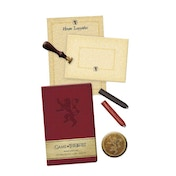 House Lannister (Game of Thrones) Deluxe Stationery Set