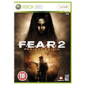 F.E.A.R. 2 Project Origin (Fear) Game Xbox 360
