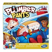 Plumber Pants Game [Damaged]