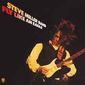 Steve Miller Band: Fly Like An Eagle Vinyl