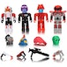 Star Commandos Mix & Match Roblox Figure 4 Pack Set - Image 2