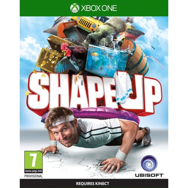 Kinect Shape Up Xbox One Game