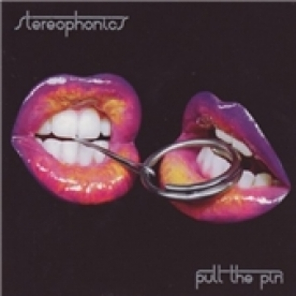 Stereophonics Pull The Pin CD
