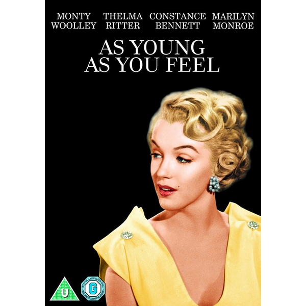 As Young As You Feel (1951) DVD