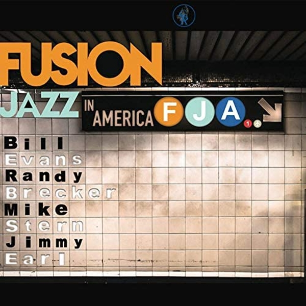 Various Artists - Fusion Jazz In America Vinyl