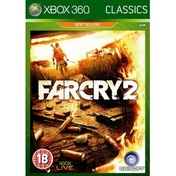 Far Cry 2 Game (Classics) Xbox 360