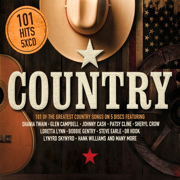 101 Country CD