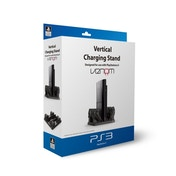 Venom Officially Licensed Vertical Charging Stand (UK Plug) PS3