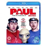 Paul Single Disc Blu-ray