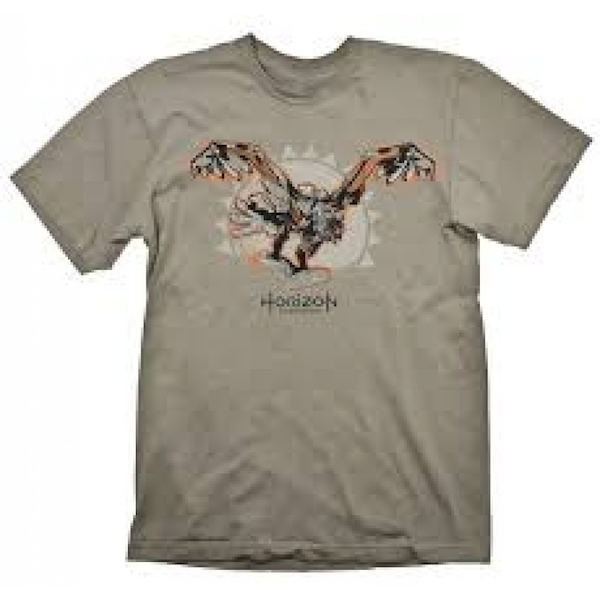 Horizon Zero Dawn Men's Stormbringer Medium T-Shirt - Grey