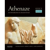 Athenaze, Book I: An Introduction to Ancient Greek by Gilbert Lawall, James Morwood, Maurice Balme (Paperback, 2016)