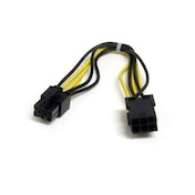 8in 6 pin PCI Express Power Extension Cable