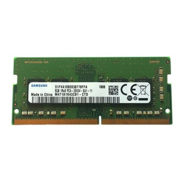 Samsung Laptop 8GB, DDR4, 2666MHz (PC4-21300), CL19, SODIMM Memory