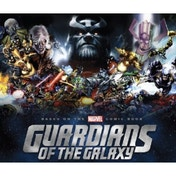 Marvel Heroclix Guardians Of The Galaxy Movie Mini Game