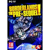 Borderlands The Pre-Sequel! PC Game (with Shock Drop Slaughter Pit DLC) (Boxed and Digital Code)
