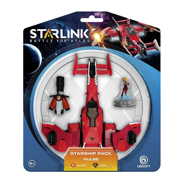 Starlink Battle For Atlas Starship Pack Pulse (PS4, Nintendo Switch and Xbox One)