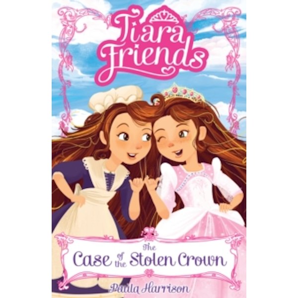 Tiara Friends: The Case of the Stolen Crown : 1