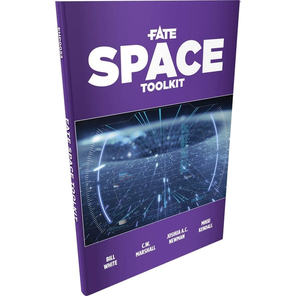 FATE: Space Toolkit Board Game