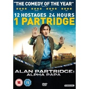 Alan Partridge Alpha Papa DVD