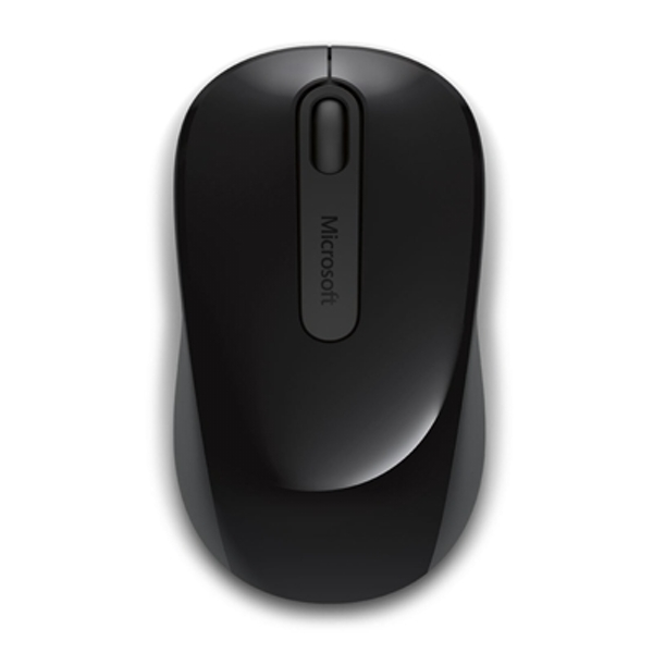 Microsoft 900 Wireless Black Mouse