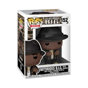 Notorious B.I.G. Black Suit (Pop! Rocks) Funko Pop! Vinyl Figure #152