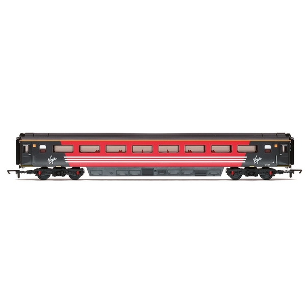 Hornby Virgin Mk3 Trailer Standard Open (TSO) 12087 Era 9 Model Train