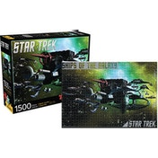 Star Trek Ships O/T Galaxy 1500 Pcs Puzz