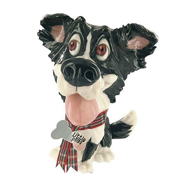 Little Paws Figurines Gyp - Border Collie