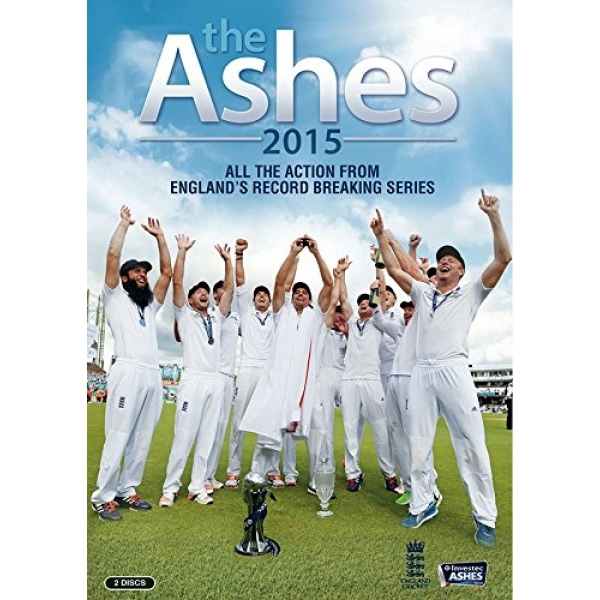 The Ashes 2015 DVD