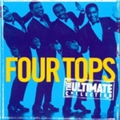 The Four Tops The Ultimate Collection CD
