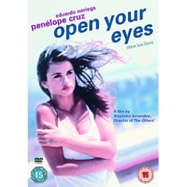 Open Your Eyes DVD