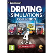 Driving Simulation Collection (Ambulance, Driving, Bus Driver, German Truck) Game PC