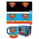 DC Comics Superman Costume Heat Change Mug