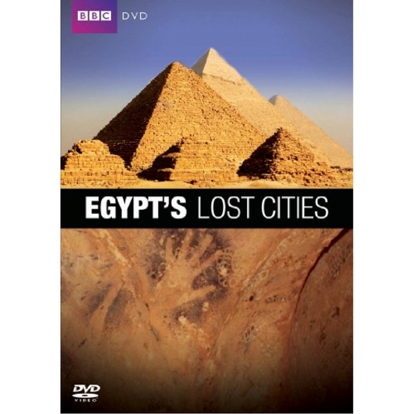 Egypt's Lost Cities (2011) DVD